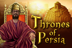 Thrones Of Persia Tn P