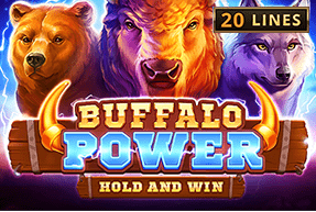 Buffalo Power: Hold & Win